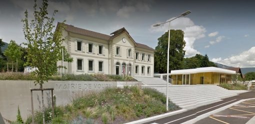 Mairie & salle des fêtes à Vougy (74)