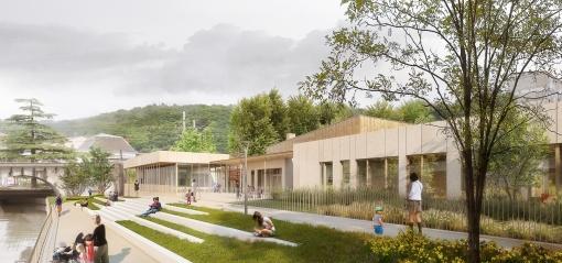 Ecole maternelle Quai Pasteur à Vienne (38)