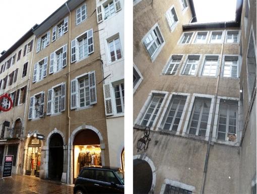 Hôtel Morand à Chambéry (73)