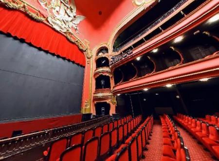 Théâtre du casino à Aix-les-Bains (73)