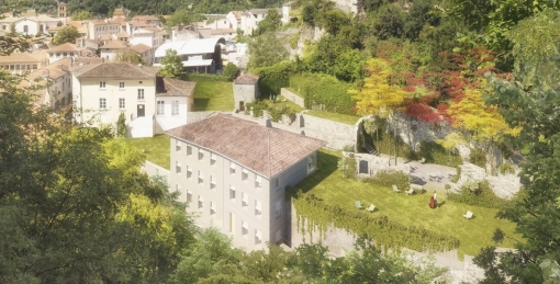 Réhabilitation et création de la Maison du Festival à Vienne (38)