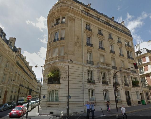 Logement, rue Boissière à Paris (75)