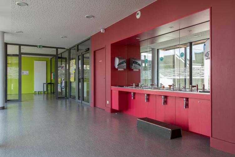 Ecole élémentaire Robert Badinter à Saint-Martin-le-Vinoux (38)
