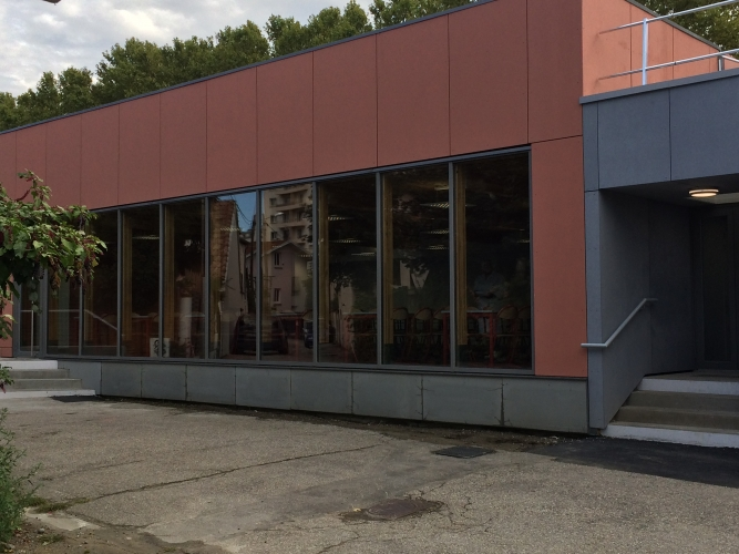 Restaurant scolaire Sidi Brahim à Grenoble (38)