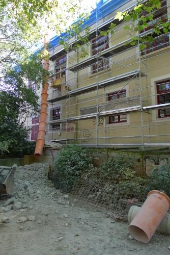 Ecole élémentaire Jardin de ville à Grenoble (38)