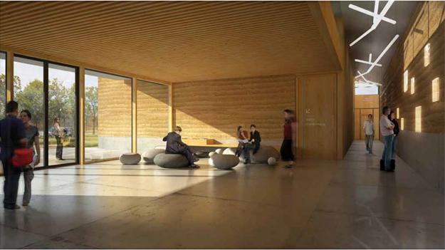 Conservatoire Européen des Échantillons de Sols à Orléans (45)
