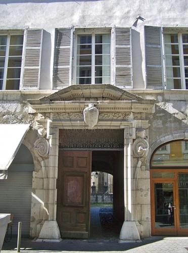Hôtel de Châteauneuf à Chambéry (73)