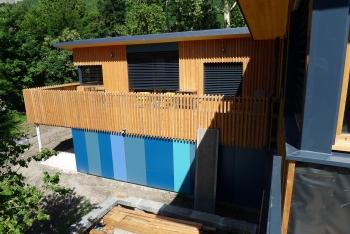 Logements participatifs, chemin de l'Agnelas à La Tronche (38)