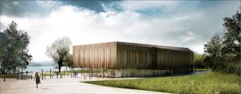 Musée archéologique à Paladru (38)