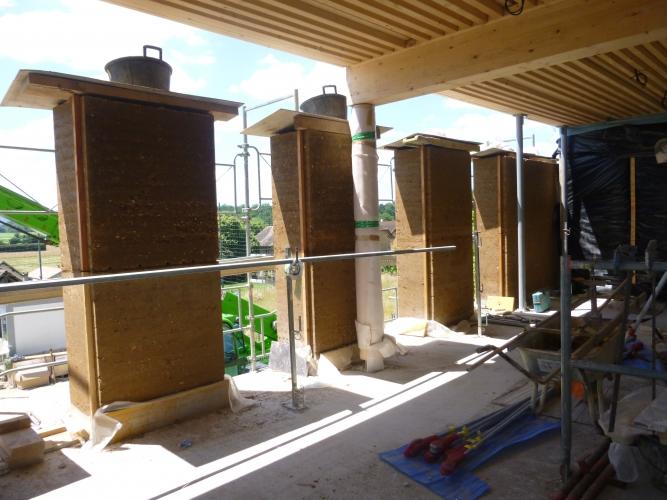 Espace novateur en milieu rural à Brangues (38)