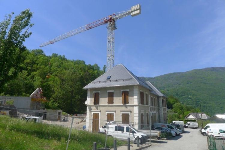 Mairie, équipement culturel & technique à Saint-Barthélémy-de-Séchilienne (38)