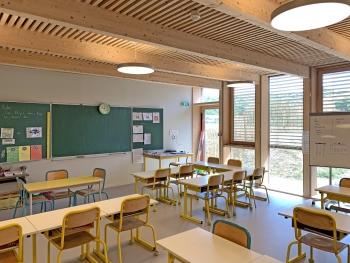Groupe scolaire intercommunal à Miribel (26)