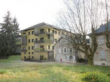 Couvent du Lémenc à Chambéry (73)